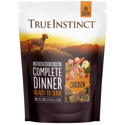 True Instinct Freeze Dried Chicken Adult Dog Food 120g