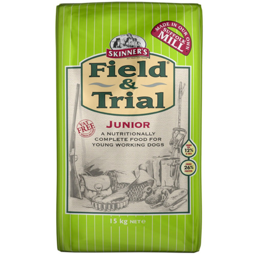 Skinners Field & Trial Junior Dog Food 15kg