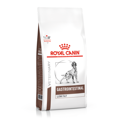 Royal Canin Veterinary Gastro Intestinal Low Fat Dog Food 1.5kg