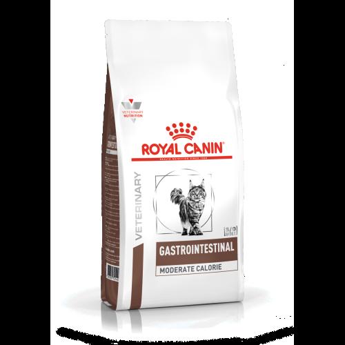 Royal Canin Veterinary Gastro Intestinal Mod Calorie GIM 35 Cat 2kg