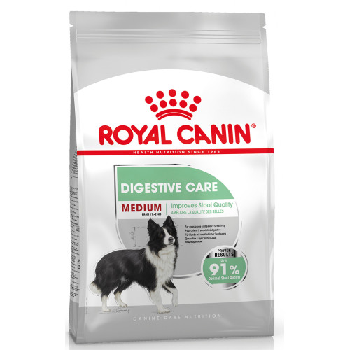 Royal Canin Medium Digestive Care Adult Dry Dog Food 10kg x 2