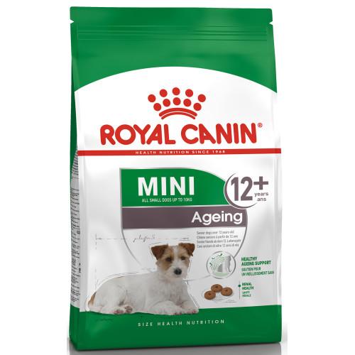 Royal Canin Mini Ageing +12 Senior Dry Dog Food 1.5kg