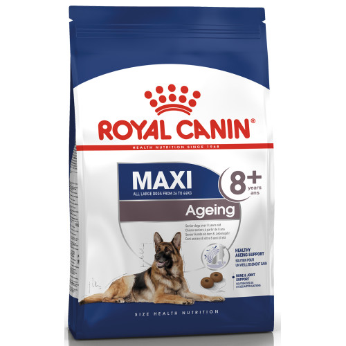 Royal Canin Maxi Adult Ageing 8+ Dry Senior Dog Food 15kg