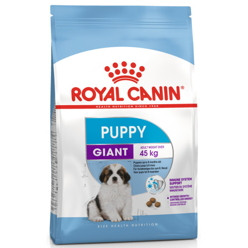 Royal Canin Giant Puppy Dry Dog Food 3.5kg