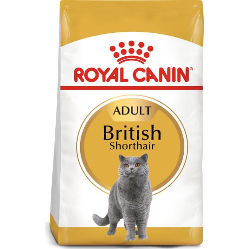 Royal Canin British Shorthair Adult Dry Cat Food 10kg