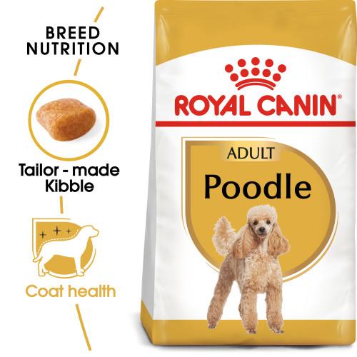 Royal Canin Poodle Adult Dog Food 7.5kg