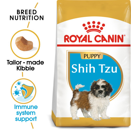 Royal Canin Shih Tzu Junior Dog Food 1.5kg x 6