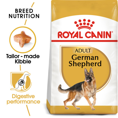 Royal Canin German Shepherd Adult Dry Dog Food 11kg x 2