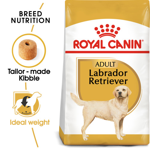 Royal Canin Labrador Retriever Adult Dry Dog Food 12kg x 2