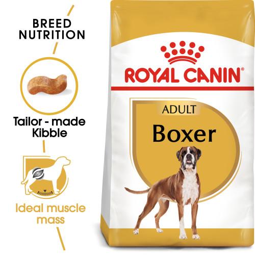 Royal Canin Boxer Dry Adult Dog Food 12kg x 2