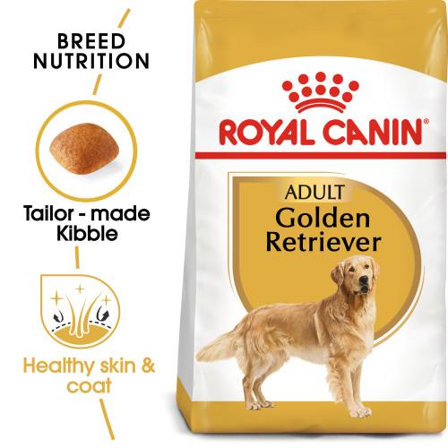 Royal Canin Golden Retriever Dry Adult Dog Food 3kg