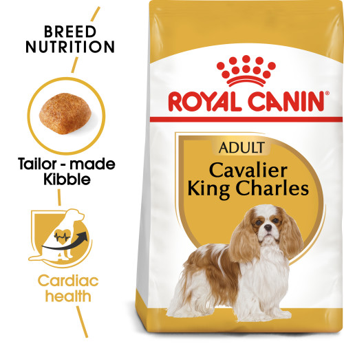 Royal Canin Cavalier King Charles Spaniel Dry Adult Dog Food 7.5kg x 2