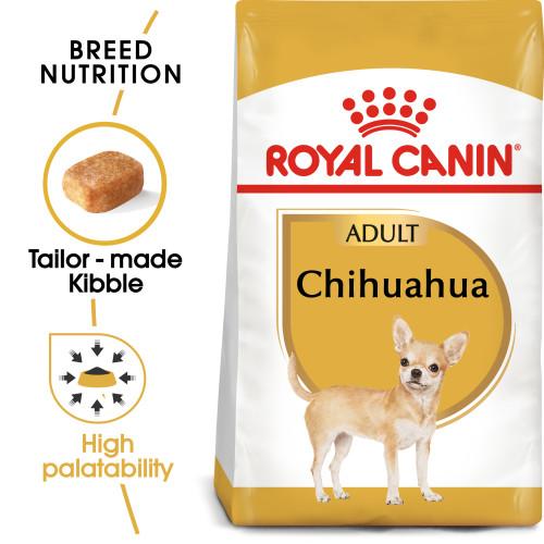 Royal Canin Chihuahua Dry Adult Dog Food 1.5kg