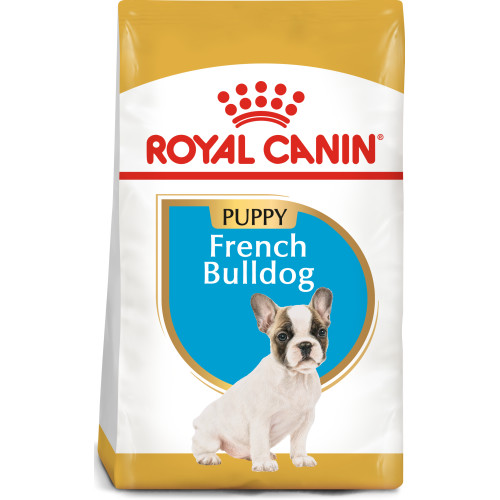 Royal Canin French Bulldog Dry Puppy Dog Food 3kg