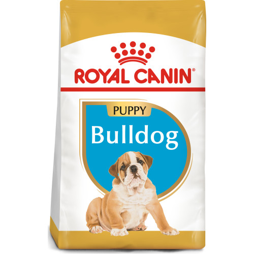 Royal Canin Bulldog Puppy Dry Dog Food 3kg