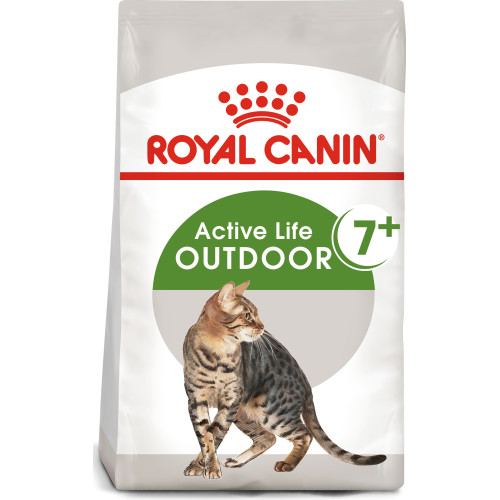 Royal Canin Outdoor 7+ Dry Adult Cat Food 10kg