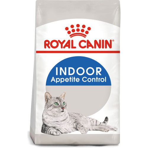 Royal Canin Indoor Appetite Control Dry Adult Cat Food 4kg