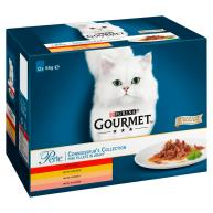 Gourmet Perle Connoisseurs Collection in Gravy Adult Cat Food
