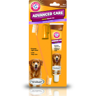 Arm & Hammer Dog Toothpaste & Toothbrush Set