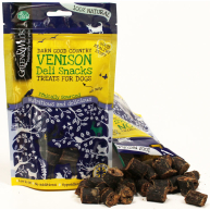 Green & Wilds Venison Dog Snacks 75g