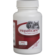 Hepaticare Dog & Cat Liver Support Supplement