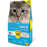 Intersand Odourlock Clumping Cat Litter 12kg