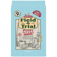 Skinners Field & Trial Duck & Rice Puppy Food 2.5kg