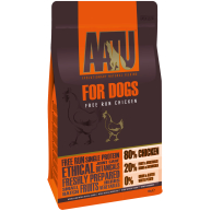 AATU 80/20 Chicken Adult Dog Food 10kg x 2