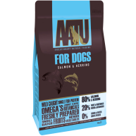 AATU 80/20 Salmon & Herring Adult Dog Food 10kg x 2