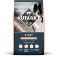 Autarky Salmon Dinner Adult Dog Food 12kg x 2