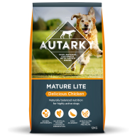 Autarky Chicken Dinner Mature Lite Dog Food 12kg