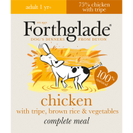 Forthglade Complete Chicken & Tripe Adult Dog Food