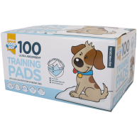 Good Boy Ultra Absorbent Puppy Training Pads 100 Pack