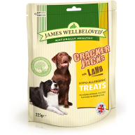 James Wellbeloved Crackerjacks Dog Treats