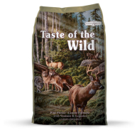 Taste Of The Wild Pine Forest Venison & Legumes Dog Food