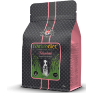 Naturediet Sensitive Salmon Dry Dog Food