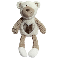 Rosewood Chubleez Benjamin Bear Dog Toy