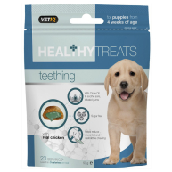 Mark & Chappell Healthy Teething Treat For Puppies 50g