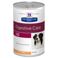 Hills Prescription Diet ID Digestive Care Wet Dog Food 360g x 12