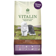 Vitalin Natural Duck & Potato Large Breed Adult Dog Food