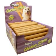 Pointer Chicken Sticks Dog Chews