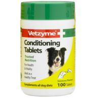 Bob Martin Vetzyme Dog Conditioning Tablets