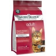 Arden Grange Chicken & Potato Cereal Free Adult Cat Food 2kg