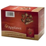 Applaws Tuna & Pacific Prawn Pouches Adult Cat Food  70g x 12