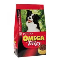 Purina Omega Tasty Chicken Adult Working Dog Food 15kg