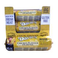Davies Chicken Chub for Dogs