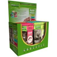 Natures Menu Multipack Adult Cat Food Pouches