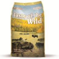 Taste Of The Wild High Prairie Roasted Venison & Bison Adult Dog Food 12.2kg