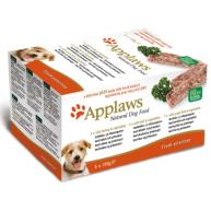 Applaws Pate Multipack Adult Dog Food 150g x 5 Fresh Selection