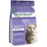 Arden Grange Light Chicken & Potato Adult Cat Food 4kg